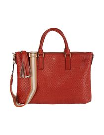 ANYA HINDMARCH - Large leather bag