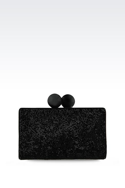 Bags: Clutch bags Women by Armani - 1