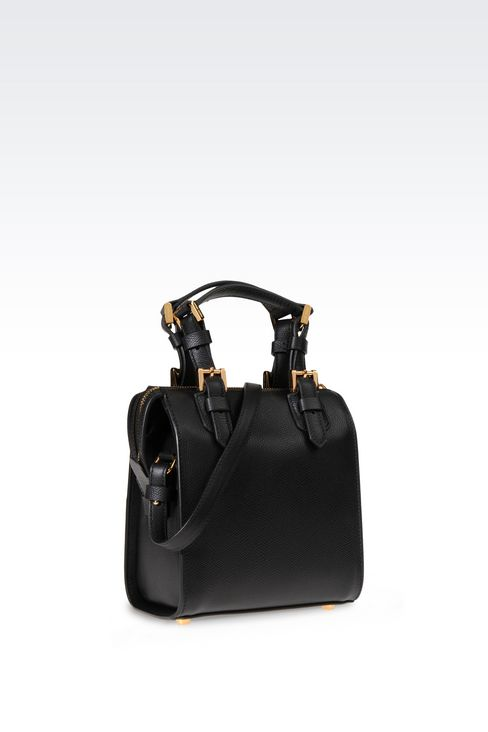 MINI TOTE GIORGIO ARMANI BORGONUOVO BAG