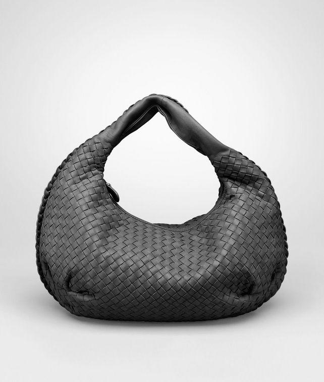 BOTTEGA VENETA Ardoise Intrecciato Nappa Bag Shoulder or hobo bag D fp