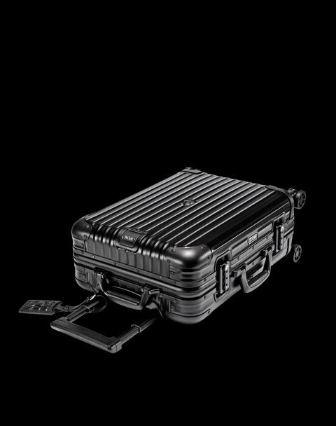 MONCLER Women - Fall-Winter 13/14 - HANDBAGS - Wheeled luggage - Rimowa&Moncler