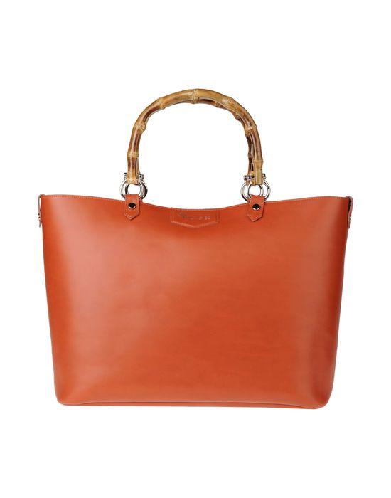 ...сумки на плечо, большой размер, одноцветное изделие, принт в виде логотипа, магнитная застежка, ручка из дерева...