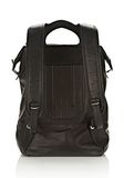 ALEXANDER WANG EXPLORER BACKPACK IN WAXY BLACK WITH MATTE BLACK BACKPACK Adult 8_n_d
