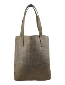McQ - Large leather bag