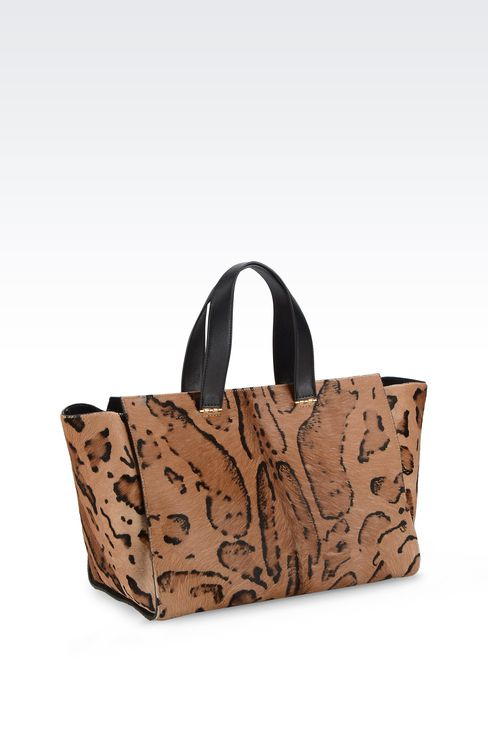 Bags: Top handles Women by Armani - 2
