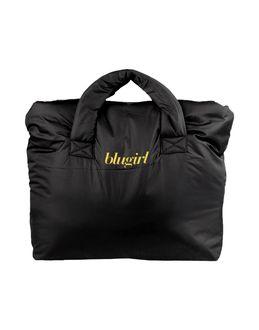 BLUGIRL BLUMARINE - СУМКИ - Большие сумки из текстиля