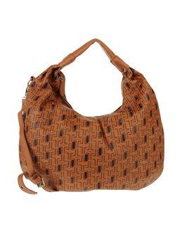 LANCETTI - СУМКИ - Большие сумки из текстиля