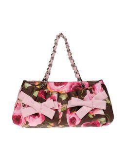 BRACCIALINI - СУМКИ - Большие сумки из текстиля