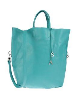 AB A BRAND APART - СУМКИ - Средние кожаные сумки