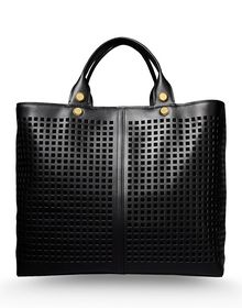 Large leather bag - REED KRAKOFF