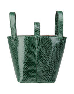 ALAÏA - СУМКИ - Кожаные сумочки