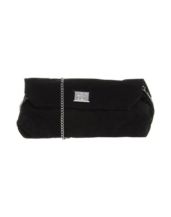 Средняя кожаная сумка ROCCOBAROCCO по цене 4100 руб. Особенности: сумки на руку, бархат. Дешево заказать из Китая
