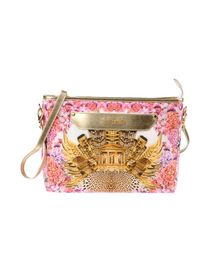 JUST CAVALLI - Medium fabric bag
