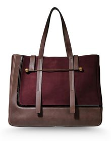 Large leather bag - RUPERT SANDERSON