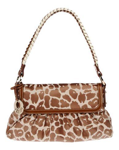 Средняя сумка из текстиля FENDI 45216232VS