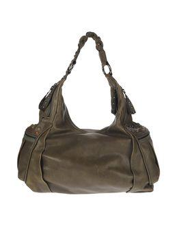 BOSS ORANGE - СУМКИ - Большие кожаные сумки