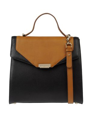 TRUSSARDI - Medium leather bag