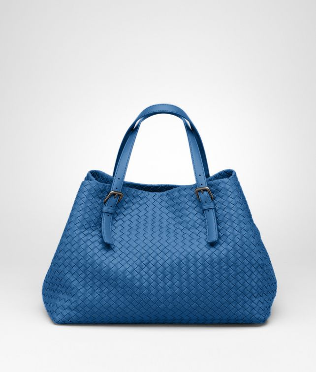 BOTTEGA VENETA Électrique Intrecciato Nappa Tote Tote Bag D fp
