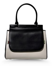 Medium leather bag - THE ROW