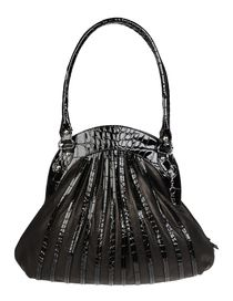 CLASSE REGINA - Large leather bag