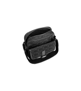 ZZEGNA: Shoulder bag Black - 45218606UQ