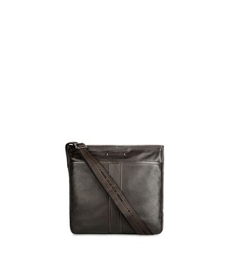 ERMENEGILDO ZEGNA: Office and laptop bag Maroon - 45218607WK