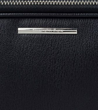 ERMENEGILDO ZEGNA: Clutch Black - 45218617GD