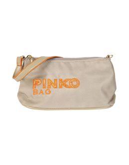 PINKO BAG - СУМКИ - Средние сумки из текстиля