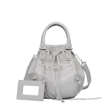 Balenciaga Classic Mini Pompon Holiday