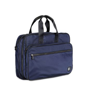 ZEGNA SPORT: Shoulder bag Blue - 45219021PV