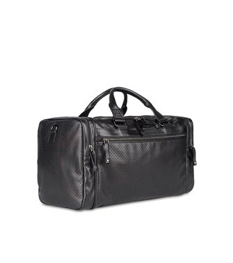 ZEGNA SPORT: Travel bag Maroon - Blue - Steel grey - 45219042CN