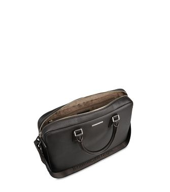 ERMENEGILDO ZEGNA: Office and laptop bag Black - 45219096RM