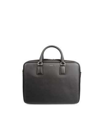 ERMENEGILDO ZEGNA: Office and laptop bag Dark brown - 45219096RM