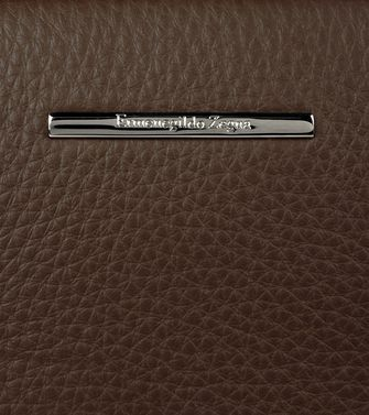 ERMENEGILDO ZEGNA: Ufficio e laptop Marrone - 45219104KS