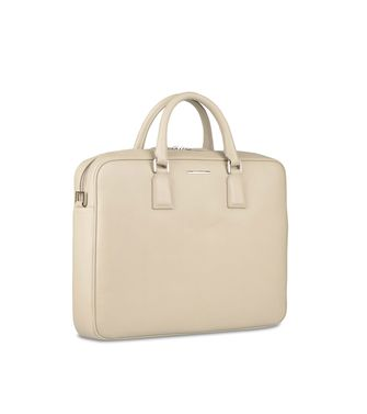 ERMENEGILDO ZEGNA: Office and laptop bag Blue - 45219106EA