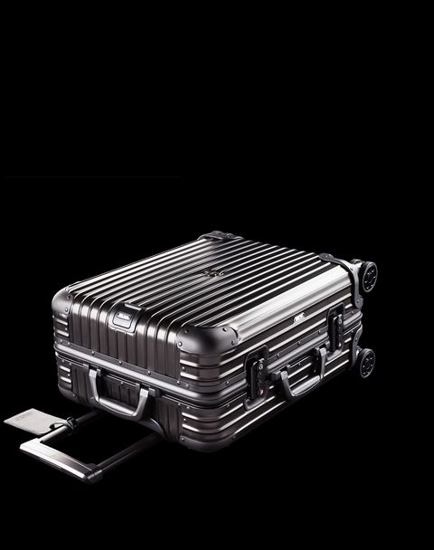 MONCLER Women - Spring-Summer 14 - HANDBAGS - Wheeled luggage - Rimowa&Moncler