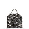 Stella McCartney - Falabella Tote Bag mit Überschlag aus Baumwolle - PE14 - f