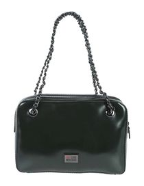 LOVE MOSCHINO - Medium leather bag