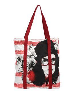 CUSTO BARCELONA - СУМКИ - Большие сумки из текстиля