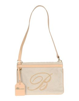 BLUMARINE - СУМКИ - Средние сумки из текстиля
