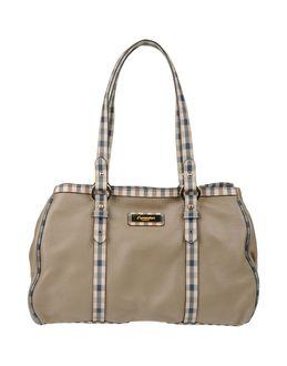 AQUASCUTUM - СУМКИ - Большие кожаные сумки