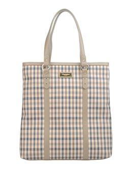 AQUASCUTUM - СУМКИ - Большие сумки из текстиля
