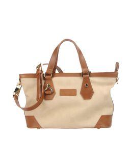 AQUASCUTUM - СУМКИ - Средние сумки из текстиля