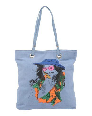 Большая сумка из текстиля GALLIANO 45222006IA