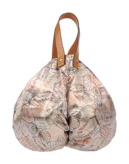 ALV ANDARE LONTANO VIAGGIANDO - СУМКИ - Большие сумки из текстиля