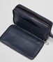 BOTTEGA VENETA LIGHT TOURMALINE INTRECCIATO VN DOCUMENT CASE Small bag U lp