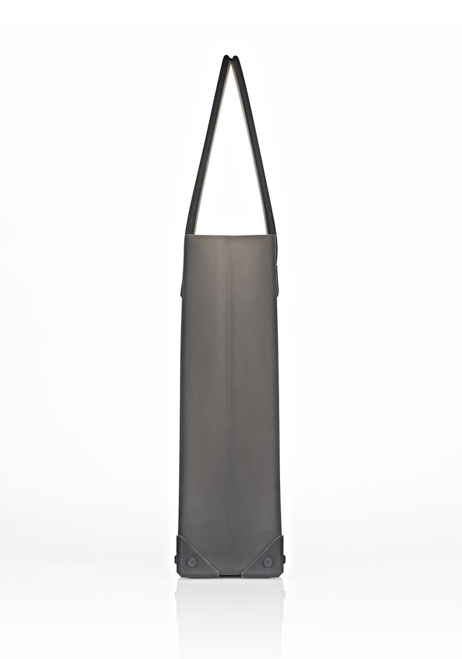 ALEXANDER WANG PRISMA MOLDED TOTE IN SESAME TOTE Adult 12_n_d