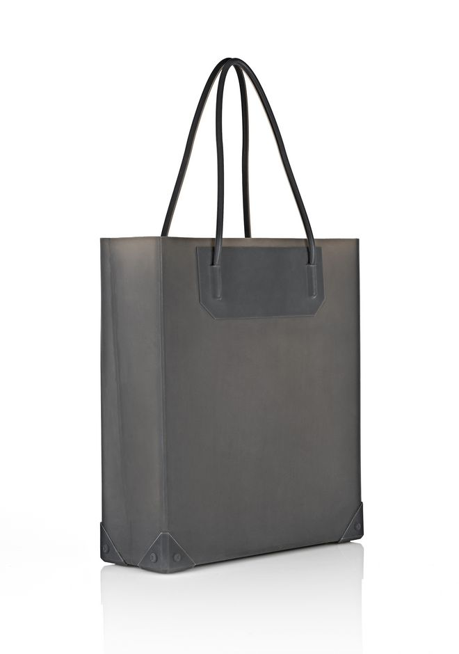 ALEXANDER WANG PRISMA MOLDED TOTE IN SESAME TOTE Adult 12_n_e