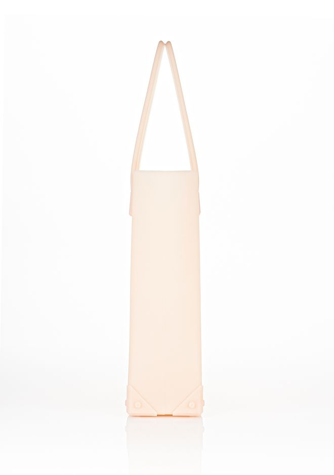 ALEXANDER WANG PRISMA MOLDED TOTE IN ROSE TOTE Adult 12_n_d