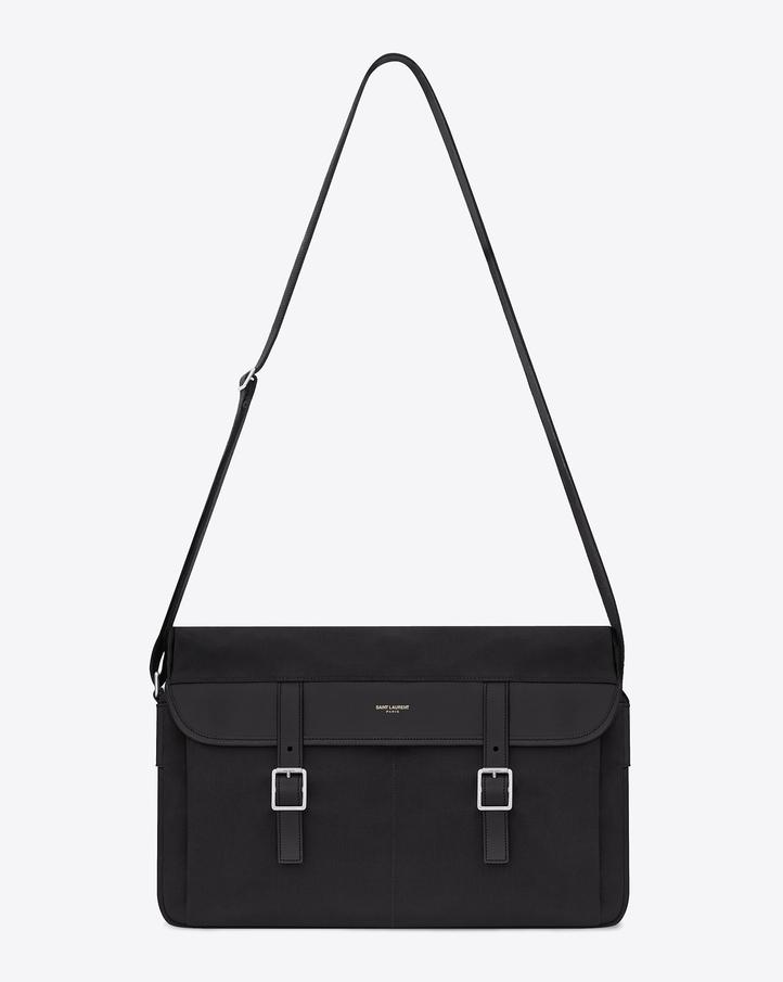 ysl vavin black classic leather bags